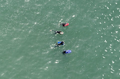 Surfers shoot the breeze (John D F) Tags: cornwall surfers aerial aerialphotography aerialimage aerialphotograph aerialimagesuk aerialview britainfromabove britainfromtheair