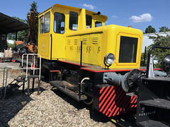 Locotracteur LLD n3245 Port Rhenan de Colmar (daveymills31294) Tags: port de colmar chemin fer touristique lld rhin locotracteur ctfr rhenan n3245