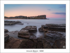 Avalon Beach - NSW (John_Armytage) Tags: longexposure sunset seascape beach dusk australia nsw avalon northernbeaches avalonbeach leefilters johnarmytage sony1635f4 sonya7r2