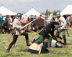 Battle of Bosworth Re-enactment 2015 (norman-bates) Tags: york leicestershire leicester redrose tudor lancaster whiterose bosworth 1485 battleofbosworth warsoftheroses richard3rd plantaginet 2kingsoneday