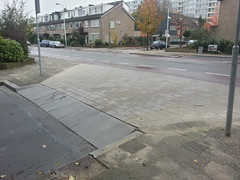 / Continuous sidewalk (  / Live Streets) Tags: utrecht traffic calming 2014