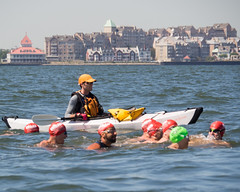 2015 Liberty to Freedom Swim across the Hudson River, New York City (jag9889) Tags: nyc newyorkcity people usa ny newyork swim river kayak unitedstates outdoor manhattan unitedstatesofamerica event kayaking swimmer hudsonriver statueofliberty athlete paddling lowermanhattan waterway kayaker openwater 2015 freedomtower urbanswim oneworldtradecenter jag9889 libertytofreedomswim openwaterswimevent 20150906
