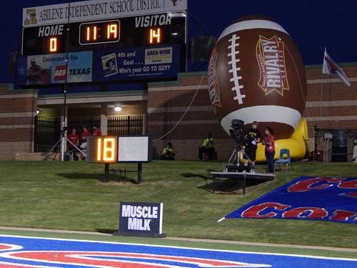 """Abilene Cooper vs. Abilene September 11,2015 • <a style=""""font-size:0.8em;"""" href=""""http://www.flickr.com/photos/134567481@N04/21341591505/"""" target=""""_blank"""">View on Flickr</a>"""