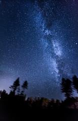 9x45 sekunnin linnunrata (Jesseasd) Tags: nikon astro astrophotography sigma1020mm thtikuvaus kuhmo deepskystacker linnunrata