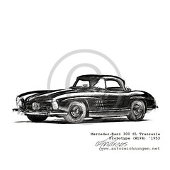 Mercedes-Benz 300 SL Transaxle Prototype (W194) '1953 by www.autozeichnungen.net (photography.andreas) Tags: auto white art car illustration pencil print graphicdesign sketch drawing background fineart digitalart racing whitebackground 車 motorsport graphicdesigner racingcars pencildrawing hintergrund zeichnung weiser carporn cardrawing carsales carsforsale 365days buycar 365project weiserhintergrund dailysketchchallenge autozeichnung artistsontumblr 3652015 linedrawingstockimages 365dailysketches