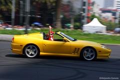 Ferrari Street Demo (AlexZamoraF1) Tags: california street cars méxico speed spider italia engine f1 ferrari modena scuderia ff speciale supercars 430 exoticcars 575m sportcars 458 hypercars laferrari