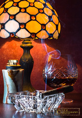Gentlemans Pleasures  (11) (fwhphotography) Tags: love glass lamp birds reflections death wine artistic wildlife smoke pipe suicide whiskey wallart cigar smoking ring canvas parakeet prints artdeco brandy lighter wineglass redwine tshirts pills decor whitewine parakeets gentleman regal heartbroken asktray brandyglass artdecolady artdecolamp whiskeyglass phonecases deathofagentleman gentlemanspleasure gentlemaninlove gentlemanjilted gentlemanrejected gentlemansdeath fhelm givenringback artdecoartdecolamp