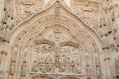Exterior de la Catedral de Salamanca 13 (Rafael Gomez - http://micamara.es) Tags: exterior catedral salamanca humanidad patrimonio ph228