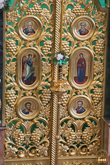 34. The commemoration day of St Sergius of Radonezh in Bogorodichnoe village / Праздник Прп. Сергия Радонежского в Богородичном
