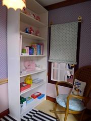 New blinds (Littlest Sweet Shop) Tags: miniature ooak dollhouse dollshouse onesixthscale playscale realgoodtoys