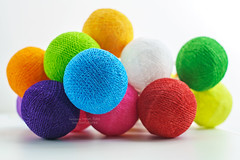 ~ color cotton balls (bw.futures) Tags: food colour art colors 35mm ball paper colorful neon colours foto candy bright f14 sony knit balls indoor vietnam cranes whitebackground cotton colourful saigon catchy papercranes samyang colourartaward artlegacy bwfutures nex6 samyang35mmf14 neonfoto