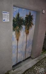 Valloria (041) (Pier Romano) Tags: doors painted liguria porte imperia artisti dipinte valloria dolcedo
