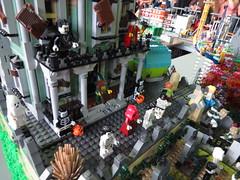 IMG_8036 (LUG Festibriques) Tags: montagne dragon lego exposition fantasy nancy hotdogs caverne fantastique 2015 scoubidou festibriques ludibriques