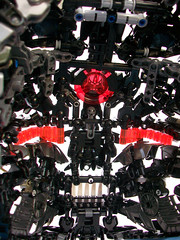 Mask of Horror (Interior Vertical) (See Music) Tags: life lego mask fear contest horns size terror maker bionicle builder facebook bioniclemaskmaker