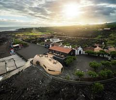 Cella Bar от FCC Arquitectura на острове Пику