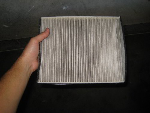 2013 2016 Ford Escape Suv Hvac Cabin Air Filter Element Cleaning