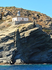Far de Cala Nans, Cap de Creus (JulianClementson) Tags: espaa costa lighthouse faro coast spain catalonia catalunya far catalua cala nans capdecreus parcnatural cabodecreus