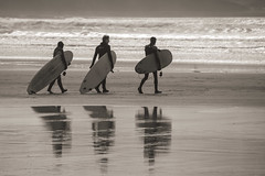Adrenaline building (irishman67) Tags: ireland surfing surfers lahinch coclare