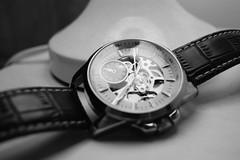 His&Hers - 2 (darrenedwards35) Tags: bw monochrome nikon watch jewelry hishers d3300