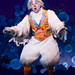 Jamie Torcellini as Scuttle in Disney's The Little Mermaid presented by Broadway Sacramento at the Community Center Theater Feb. 2-7, 2016. Photo by Bruce Bennett, courtesy of Theatre Under The Stars.