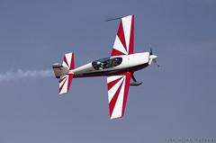 Extra (6) (Indavar) Tags: plane airplane airshow chipmunk mustang albatros rand beech at6 radial an2 p51 l39 antonov dc4 dhc1 beech18 t28trojan b378