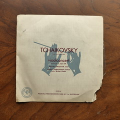 Tchaikovsky - Violin Concerto op.35 - Ricardo Odnoposoff Violin, Ned. Phil. Orch., Walter Goehr, MMS-34, 10 inch (Piano Piano!) Tags: art notes vinyl cover lp record disc sleeve hoes gramophone liner vynil disque schallplatte plaat 10inch hulle grammofoon waltergoehr tchaikovskyviolinconcertoop35ricardoodnoposoffviolin nedphilorch mms34