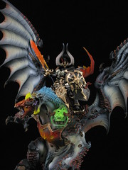 Archaon the Everchosen (T Markham) Tags: chaos age warhammer gamesworkshop sigmar archaon everchosen
