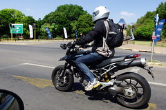 IMGP9322 (anjin-san) Tags: southafrica spring italian ride pentax donald motorbike riding motorcycle jacaranda ducati pretoria ontheroad waverley gauteng dollshouse jacarandas 2015 transvaal hypermotard csir mx1 massyn donaldmassyn lynnwoodmanor meiringnauderoad pentaxmx1