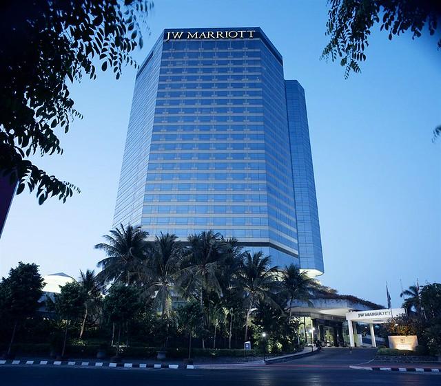 JW マリオット ホテル スラバヤ