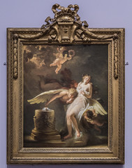 2015/12/11 18h55 Jean-Honor Fragonard, Le Sacrifice de la rose (vers 1785-1788), exposition Fragonard (Valry Hugotte) Tags: paris france rose painting ledefrance muse peinture exposition tableau fragonard museduluxembourg jeanhonorfragonard lesacrificedelarose