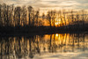 Sunset reflections at Pulling N°2 (Bernhard_Thum) Tags: bernhardthum thum bavaria pulling sunset ripples nikond800e capturenature landscapesdreams elitephotography alemdagqualityonlyclub nature rockpaper milvus8514zf caviardreams