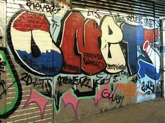 Onet (cocabeenslinky) Tags: street city uk blue red england urban white streetart london art writing canon graffiti paint artist december power shot photos south united capital letters kingdom tunnel can spray powershot east waterloo graff leake se1 artiste onet 2015 g15 onets ©cocabeenslinky