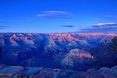 Grand Canyon right after sunset (anandsaluja37) Tags: longexposure nightphotography arizona nikon grandcanyon nikond3200 specland