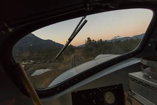 Twilight on the Rails