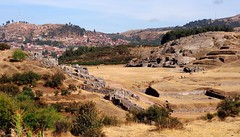 Sacsayhuaman (jan_bo) Tags: peru archaeology cusco sacsayhuaman incanruins saksaywaman incaarchaeology