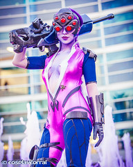 _MG_9550 (Cosplay Corral) Tags: wow photoshoot geek cosplay gamer blizzcon cosplayer geekgirl assassin gamergirl overwatch widowmaker cosplaygirl cosplayphotography stellachuu blizzcon2015