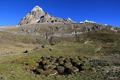 Trapecio (5653 m) (HimalAnda) Tags: prou peru huayhuash cordillre cordillera montagne mountain andes paysage landscape canoneos70d eos70d stphanebon