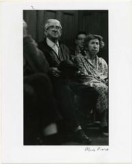 Spectators, 1970 (Cambridge Room at the Cambridge Public Library) Tags: bw blackandwhite cambridge massachusetts cambridgemass cambridgemasscitycouncil cambridgecitycouncil localgovernmentmassachusettscambridge pierceolive olivepierce
