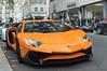 Super Fast (Beyond Speed) Tags: lamborghini aventador sv superveloce supercar supercars automotive automobili nikon v12 orange london mayfair supercarsunday