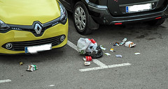""" Eivissa neta ""  - foto denuncia - (ibzsierra) Tags: ibiza eivissa baleares canon 7d 100400isusm denuncia basura calle incivismo chusma"