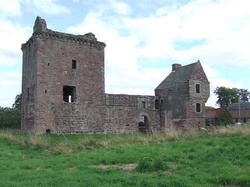 2012 # 73, Burleigh Castle, Milnathort, Perthshire & Kinross.