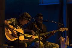 Limestone City Blues Festival - 2016 (Rick 2025) Tags: kingston limestonecitybluesfestival 2016 blues music philwigginsgeorgekilbyjrfeaturingshermanholmes tamronsp70200f28divcusd georgekilbyjr shermanholmes