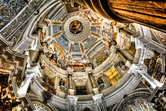 Iglesia San Luis de los Franceses (Sevilla) (mgarciac1965) Tags: cúpula iglesia imágenes sanluisdelosfranceses sevilla andalucía españa interior spain turismo arquitectura templo nikond5200