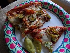 Takes me back (Dave77459) Tags: pizza nostalgia square slices