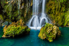 Gorg del Mol (carlosmotje) Tags: cascadas waterfalls verde largaexposicin gorg seda efecto composicin