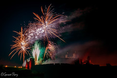 Caerphilly Castle (parry101) Tags: caerphilly castle castles british south wales cymru firework fireworks