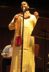 Marouane Hajji & Ikhwan Al-Fann (2016) 01 (KM's Live Music shots) Tags: worldmusic morocco samaa sufimusic andalusimusic arabicmusic marouanehajji transcenderfestival miltoncourt