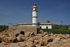 (Alexander Gorlin) Tags: spain majorca mallorca balearic mediterranean lighthouse capdesessalines farosessalines