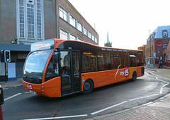 YJ11 ENF Trent Barton 803 Ilkeston (The Great Innuendo) Tags: bus trent barton my15 everyone optare versa sawley ilkeston wellglade