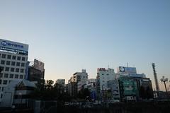 "Yotsuya Station from movie ""your name.""02 (HAMACHI!) Tags: tokyo 2016 japan yotsuya   yourname movie locationsite  pilgrimage fuji fujifilm fujifilmx70 fujifilmx x70"
